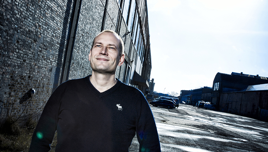 Martin Thorborg iværksætter og foredragsholder